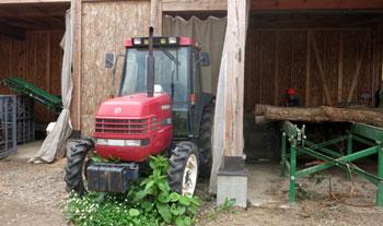 ニセコ・札幌で大量に生まれる薪需要 視察その2.半機械化林業