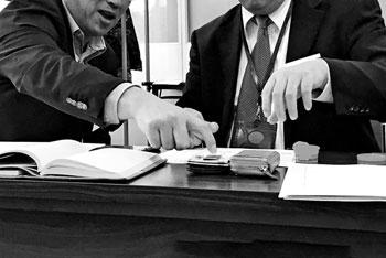 創業者:代表取締役会長、後継者:代表取締役社長-のダブル代表体制は機能しない