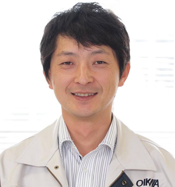 石狩・及川板金工業(株) 社長 及川浩二さん